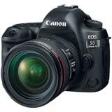 Canon EOS 5D Mark IV (5D4) EF 24-70mm f/4L IS USM KIT組 (公司貨)-送原廠減壓背帶+大吹球+拭鏡筆+拭鏡布