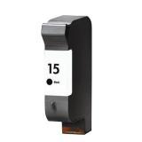 YUANMO HP NO.15 / C6615DA 黑色 環保墨水匣