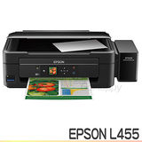 EPSON L455 高速WiFi六合一連續供墨印表機