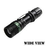 【WIDE VIEW】Q5 LED強光變焦手電筒(W109-T)