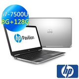 【HP】Pavilion Notebook 15-au138TX 15吋筆電 (i7-7500U/8G/1TB+128G/940M-4G/win10) 買就送★光學滑鼠☆