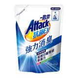 一匙靈 抗菌EX科技潔淨洗衣精補充包 (1.5kg x6入/箱)