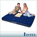 【INTEX】雙人植絨充氣床墊(寬137cm)