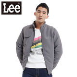 Lee 防風外套 立領鋪棉內裡-男款(黑)