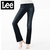 Lee 牛仔褲458低腰緊身靴型-女款(深藍) LL110640062