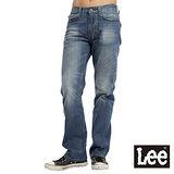 Lee 牛仔褲 Joe 727標準直筒牛仔褲 -男款(中古藍) LL120112224