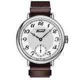 TISSOT 天梭 鄉村時尚數字機械腕錶/45mm/T1044051601200