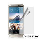 WIDE VIEW 9H鋼化玻璃保護貼 HTC M9+ (HC-M9+H)