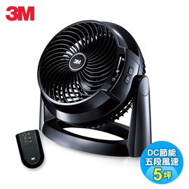 【福利品】3M DC節能渦流空氣循環扇 FC-600HD