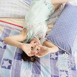 AGAPE亞加•貝【星星烙印】☆100%柔絲絨☆標準雙人(5*6.2尺)四件式被套床包組
