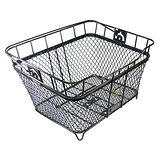 TOPEAK MTX Basket Rear 後貨架用金屬編網購物菜籃