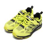 (大童) MOONSTAR SUPERSTAR競速輕量運動鞋 黃 鞋全家福