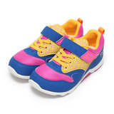 (中童) MOONSTAR TSUKIHOSHI多功能運動鞋 桃藍 鞋全家福
