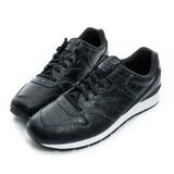 New Balance (男) 經典復古鞋 黑白 MRL996MG