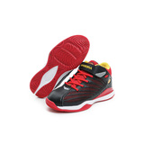 DIADORA 童鞋 籃球鞋 黑紅 DA6AKB3532