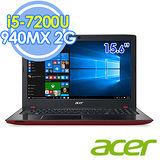 Acer E5-575G-51RQ 15.6吋 i5-7200U 雙核 2G獨顯FHD Win10筆電-送HP DJ1110彩色噴墨印表機(鑑賞期後寄出)+acer超細纖維擦拭布+7-11禮卷$200