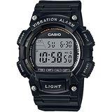 CASIO 人氣商品運動休閒腕錶(黑) W-736H-1A
