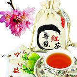 【龍源茶品】紅心烏龍‧紅茶包1袋組(12包/袋)