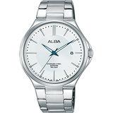 ALBA 玩轉時尚東京石英腕錶-銀/40mm VJ42-X184S(AS9B47X1)
