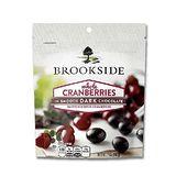 BROOKSIDE蔓越莓乾黑巧克力198g