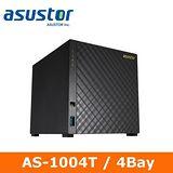 ASUSTOR 華芸 AS-1004T 4Bay 網路儲存伺服器