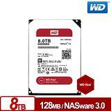 WD 威騰 WD80EFZX 紅標 8TB 3.5吋NAS硬碟(NASware3.0)
