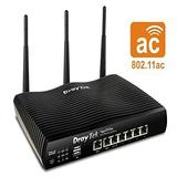 居易科技 Vigor 2925ac 雙頻雙WAN SSL VPN無線寬頻防火牆路由器