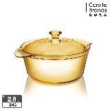 【康寧 Visions】 Flair 2.8L晶華鍋
