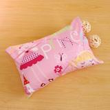 鴻宇HongYew《公主城堡-粉》台灣製 美國棉 防蹣抗菌兒童纖維枕