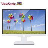 ViewSonic 優派 VX2263SMHL-W 22型 IPS 寬螢幕 白色