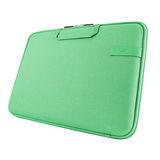 Cozistyle SmartSleeve for 11吋MacBook Air / 12吋MacBook (Retina) 智能散熱防潑水手提硬殼電腦保護套 - 帆布蘋果綠