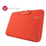 Cozistyle SmartSleeve for 11吋MacBook Air / 12吋MacBook (Retina) 智能散熱防潑水手提硬殼電腦保護套 - 帆布熔岩橘