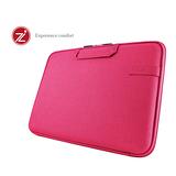 Cozistyle SmartSleeve for 11吋MacBook Air / 12吋MacBook (Retina) 智能散熱防潑水手提硬殼電腦保護套 - 帆布蜜桃粉