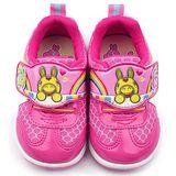 童鞋城堡-RODY跳跳馬 中童 透氣運動鞋RD5602-粉