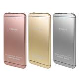 【團購】X-DREAM 鋁合金20000型 鋰聚合物2.1A輸出 行動電源iX06-3入