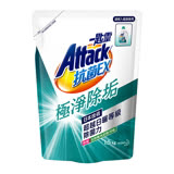 一匙靈 極速淨EX超濃縮洗衣精補充包 (1.5kg x6入/箱)