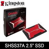 Kingston 金士頓 HyperX Savage/ SHSS37A/240G SSD 固態硬碟 / 3年保