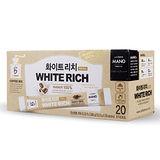 CAFFEBENE白咖啡12g*20包