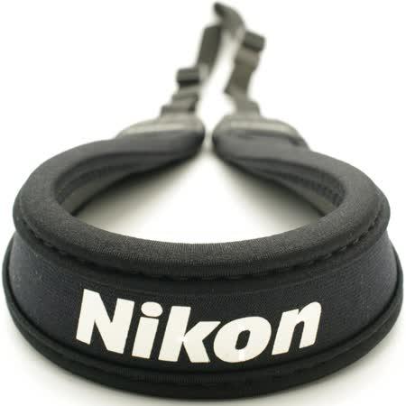 MATIN馬田NIKON相機背帶黑色(寬版,直)減壓相機背帶 -friDay購物 x GoHappy