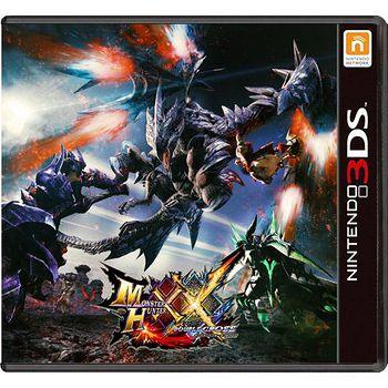 3DS (預購)魔物獵人 XX 日版日文版(日規機專用)