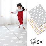 DreamB 雙面兒童遊戲地墊-雲朵/幾何