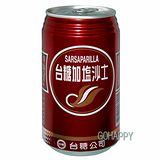 【台糖】加鹽沙士(350ml/瓶,24瓶裝/箱) (任選)