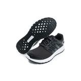 Adidas (男) 慢跑鞋 黑白 AQ4181