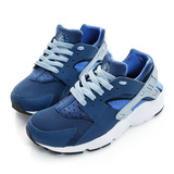 NIKE 大童鞋 經典復古鞋 藍白 654275406