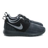 NIKE 大童鞋 經典復古鞋 黑灰 859605001