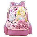 芭比Barbie 小甜心學生書包C- 紫色