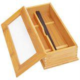 JoyLife 透視竹製筷盒