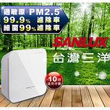 SANLUX 台灣三洋 10坪用空氣清淨機 ABC-M7