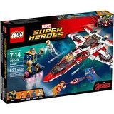 【LEGO樂高積木】Super Heros超級英雄系列-復仇者太空任務 LT-76049