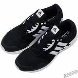 adidas 男 EQUIPMENT 16 M 慢跑鞋 愛迪達 黑/白 -AQ6730
